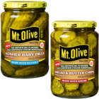 Save $0.75 on any ONE (1) Mt. Olive product. Unlock when you complete 1 Mt. Olive activity.