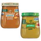 Buy ONE (1) Beech-Nut® Naturals or Organics Jar, Get ONE (1) FREE.