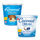 Save 50¢ on any ONE (1) Dream Plant Based Yogurt